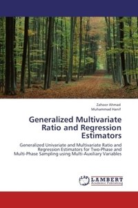 Generalized Multivariate Ratio and Regression Estimators