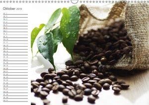 Kaffee-Pause Terminkalender (Wandkalender 2019 DIN A3 quer)