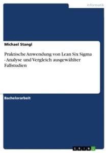 Praktische Anwendung von Lean Six Sigma - Analyse und Vergleich