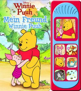 Winnie Puuh, Mein Freund Winnie Puuh - Soundbuch mit 7 Geräusche
