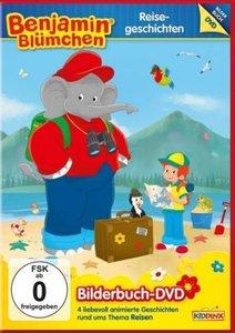 Benjamin Blümchen - Bilderbuch-DVD: Reisegeschichten