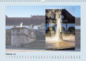Ein Besuch in Bad Nauheim (Wandkalender 2019 DIN A3 quer)