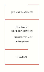 Jeanne Mammen, Rimbaud-Übertragungen