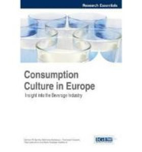 Consumption Culture in Europe: Insight Into the Beverage Industr