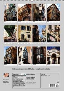 Silberstein porträtiert Maltas Hauptstadt Valletta (Wandkalender
