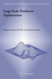Large-Scale Nonlinear Optimization