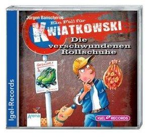 Ein Fall für Kwiatkowski - Die verschwundenen Rollschuhe