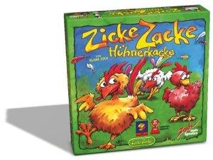 Zicke Zacke Hühnerkacke (Kinderspiel)