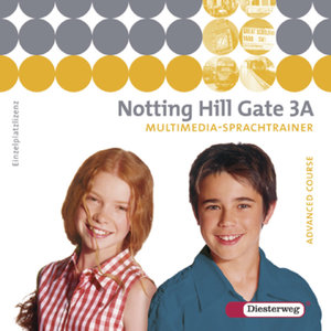 Notting Hill Gate 3 A. Multimedia-Sprachtrainer CD-ROM