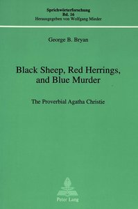 Black Sheep, Red Herrings, and Blue Murder