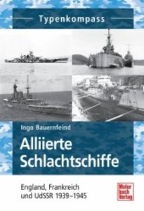 Alliierte Schlachtschiffe
