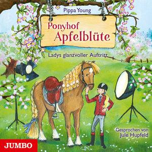 Ponyhof Apfelblüte. Ladys glanzvoller Auftritt
