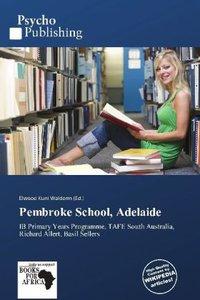 PEMBROKE SCHOOL ADELAIDE