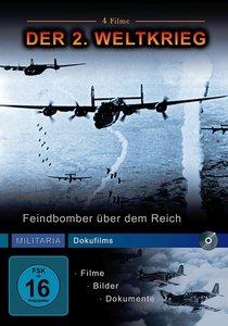 Feindbomber über dem Reich (4 Filme)