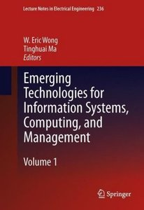 Emerging Technologies for Information Systems, Computing, and Ma