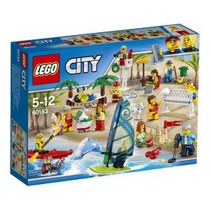 LEGO® City 60153 - Stadtbewohner Ein Tag am Strand