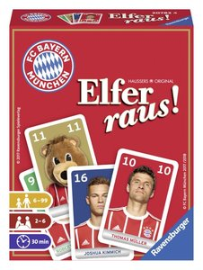 Bayern München Elfer raus (Spiel)