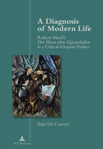 A Diagnosis of Modern Life