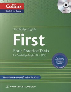 Cambridge English: First Four Practice Tests (FCE)