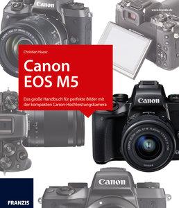 Kamerabuch Canon EOS M5