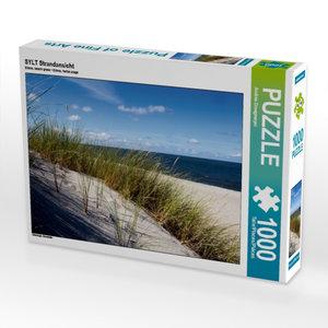 SYLT Strandansicht 1000 Teile Puzzle quer