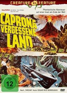 Caprona - Das vergessene Land, 1 DVD