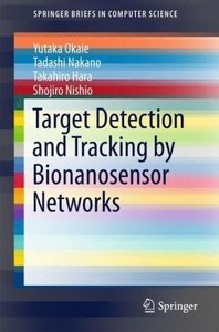 Target Detection and Tracking by Bionanosensor Networks