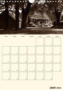 Historisches Fachwerk Terminkalender 2018