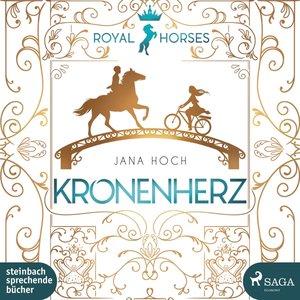 Royal Horses - Kronenherz, 2 Audio-CD, MP3