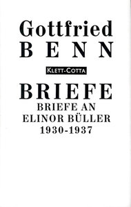 Briefe an Elinor Büller 1930 - 1937