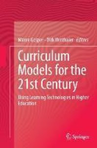 Curriculum models for the 21st century