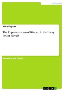 The Representation of Women in the Harry Potter Novels