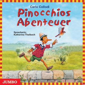 Pinocchios Abenteuer. CD