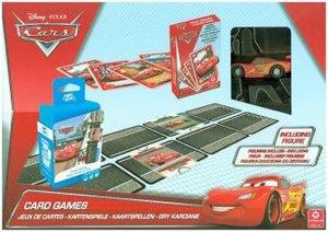 Disney Cars - Geschenkset (Kartenspiel)