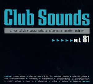 Club Sounds,Vol.81