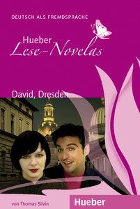 Lese-Novela David, Dresden. Leseheft