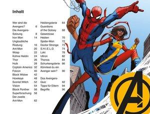 SUPERLESER! MARVEL Avengers Die Welt der Superhelden