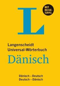 Langenscheidt Universal-Wörterbuch Dänisch - mit Tipps für die R