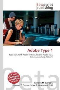 Adobe Type 1