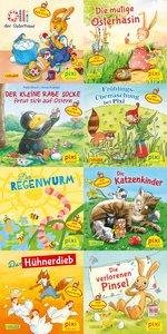 Pixi-Bundle 8er Serie 217: Ostern und Frühling mit Pixi - mit St