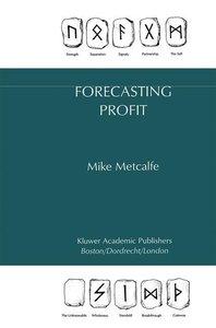 Forecasting Profit
