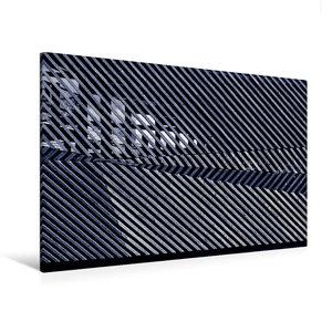 Premium Textil-Leinwand 120 cm x 80 cm quer Bad Hersfeld