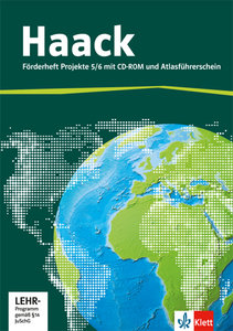 Der Haack Weltatlas für Sekundarstufe 1. 5/6.Schuljahr. Förderhe