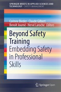 Beyond Safety Training