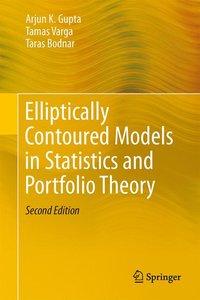 Elliptically Contoured Models in Statistics and Portfolio Theory