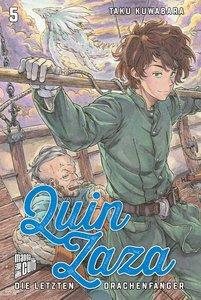 Quin Zaza - Die letzten Drachenfänger 5