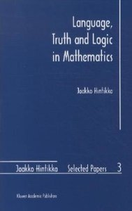 Language, Truth and Logic in Mathematics