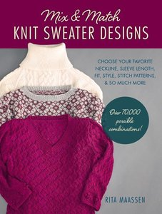 Your Favorite Knit Sweater: Mix and Match Design Elements to Cre