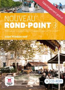 Nouveau Rond-Point. Guide pédagogique (CD-ROM)