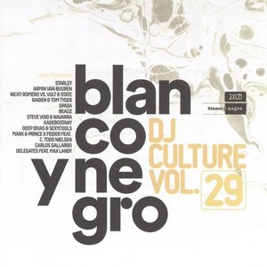 Blanco Y Negro DJ Culture Vol.29